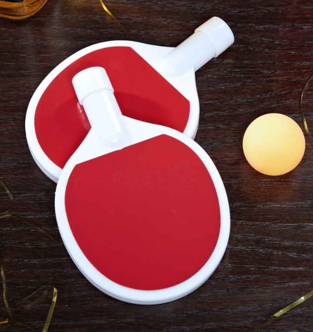 Ping Pong Flask Party Game