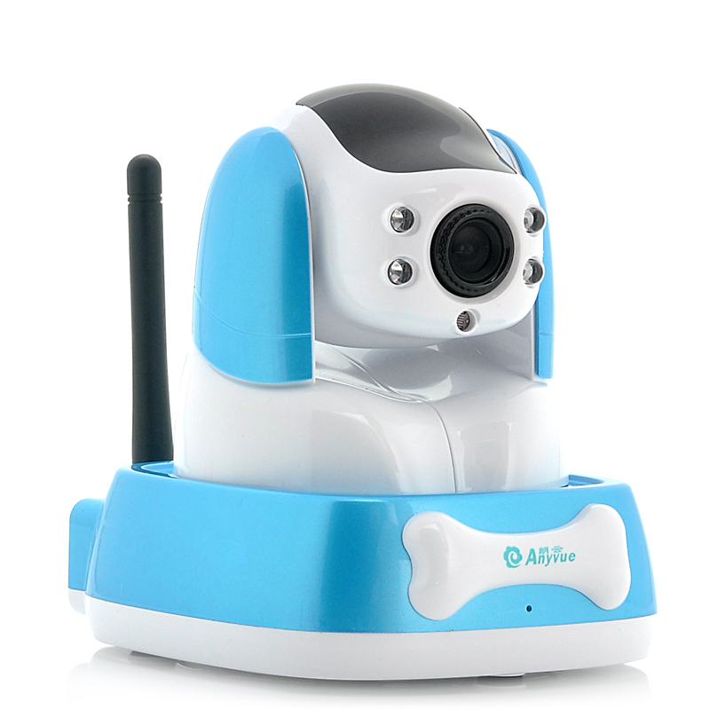 Plug and Play IP Baby Monitor AnyVue