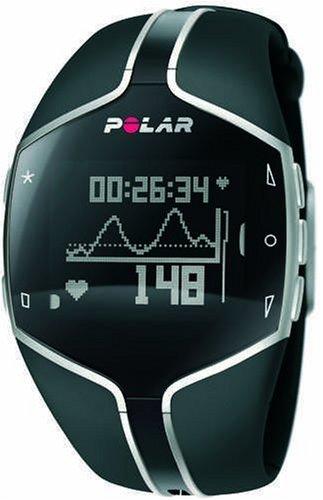 Polar Black Heart Rate Monitor Watch