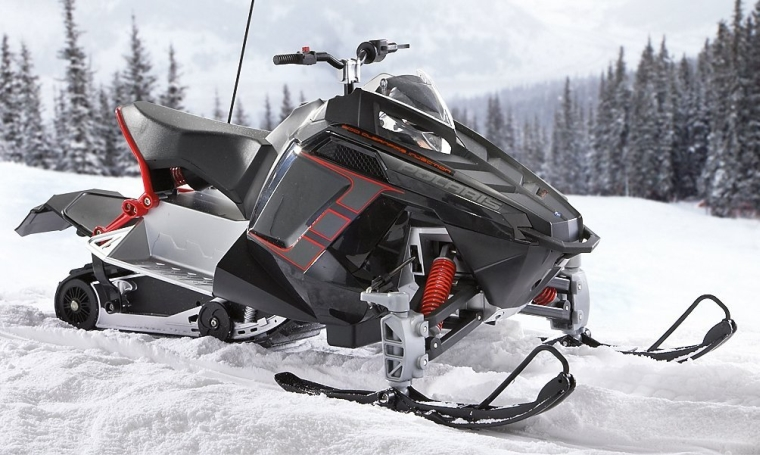 Polaris Rush Remote  controlled Snowmobile