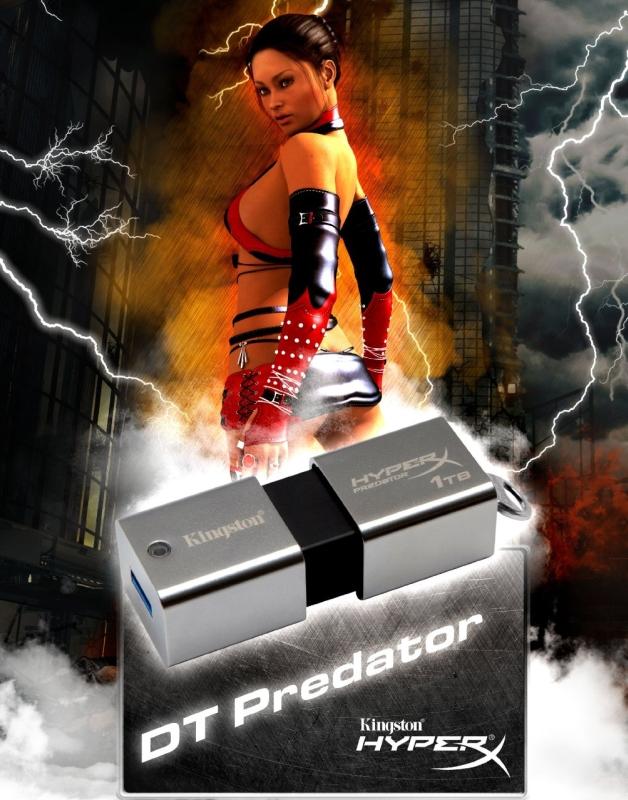 Predator DataTraveler 512GB USB 3.0 Flash Drive