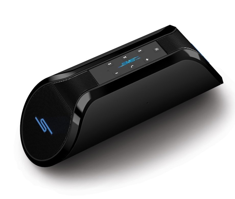 SMS Audio SYNC by 50 Portable Bluetooth Speaker