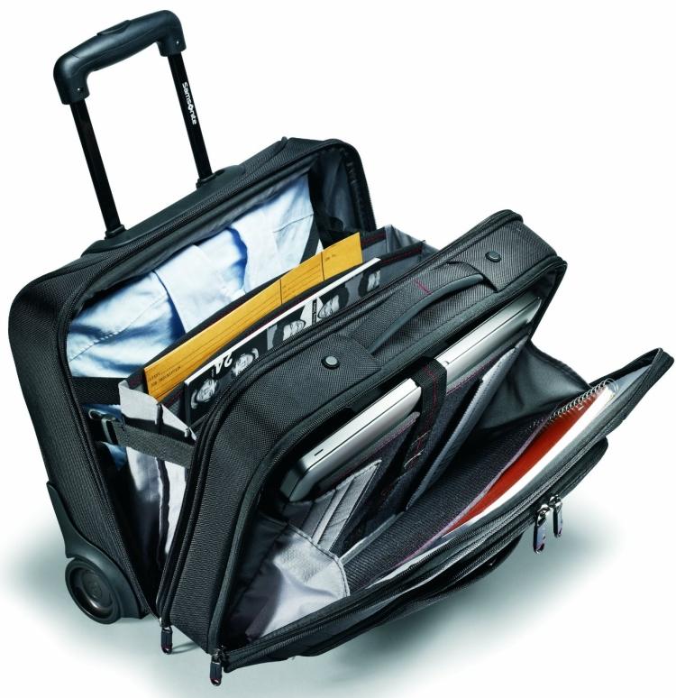 Samsonite Luggage Xenon 2 Mobile Office