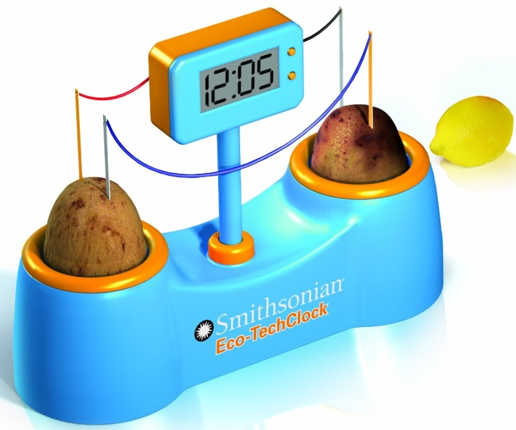 Science Activities Eco Clock