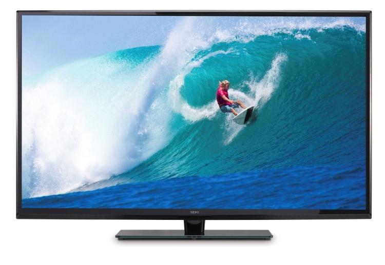 Seiki Digital 50-Inch 4K UHD 120Hz LED HDTV