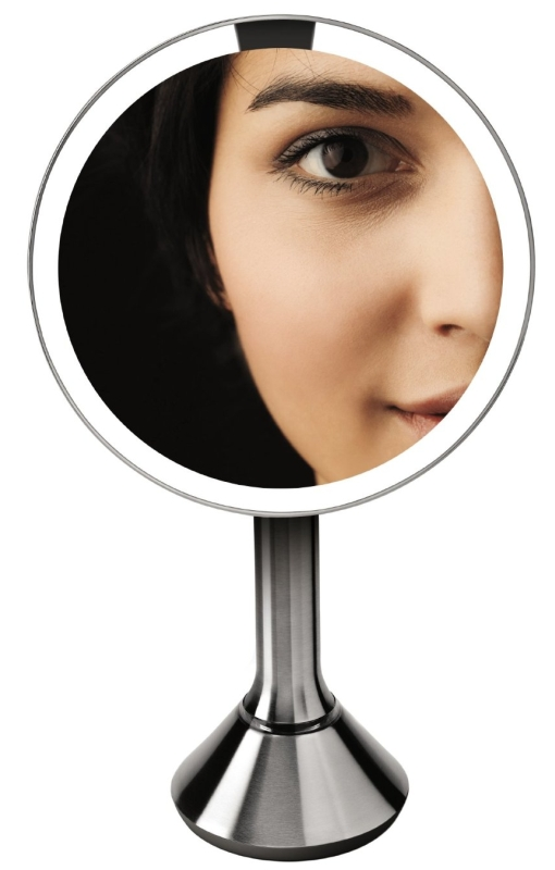 Sensor-Activated Lighted Makeup Mirror (2)