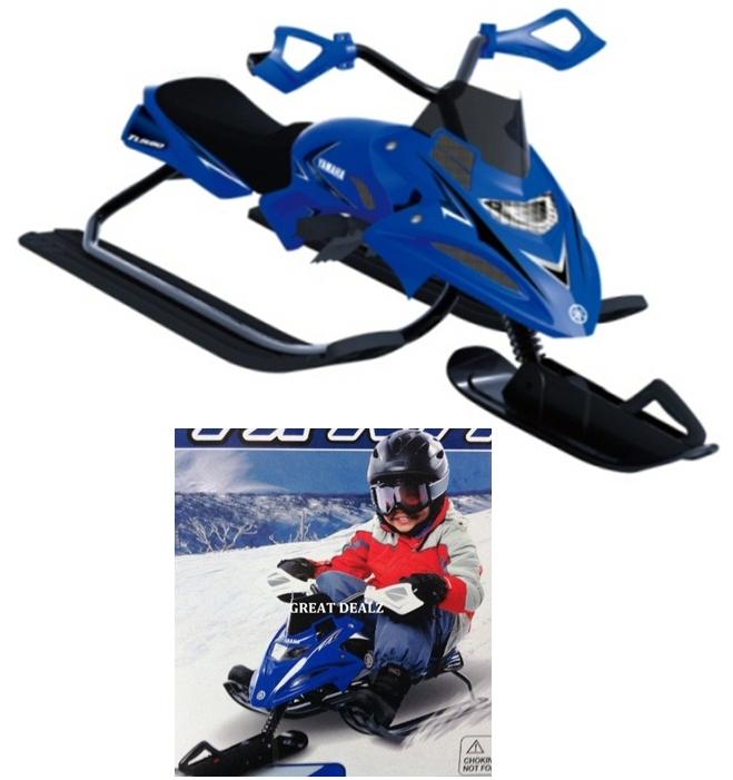 Snow Sliders Yamaha Snow Bike Sled