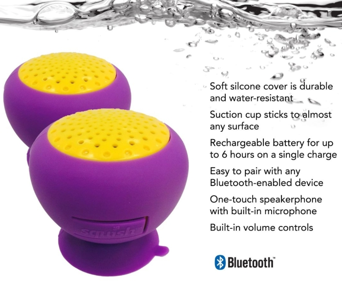 Squish Bluetooth Speaker