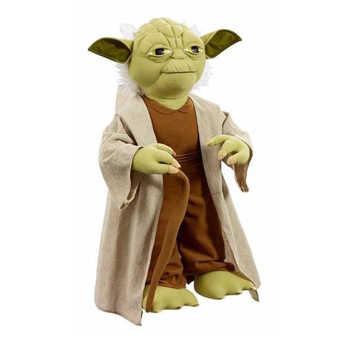 Star Wars Yoda Talking 26-Inch Tall Plush