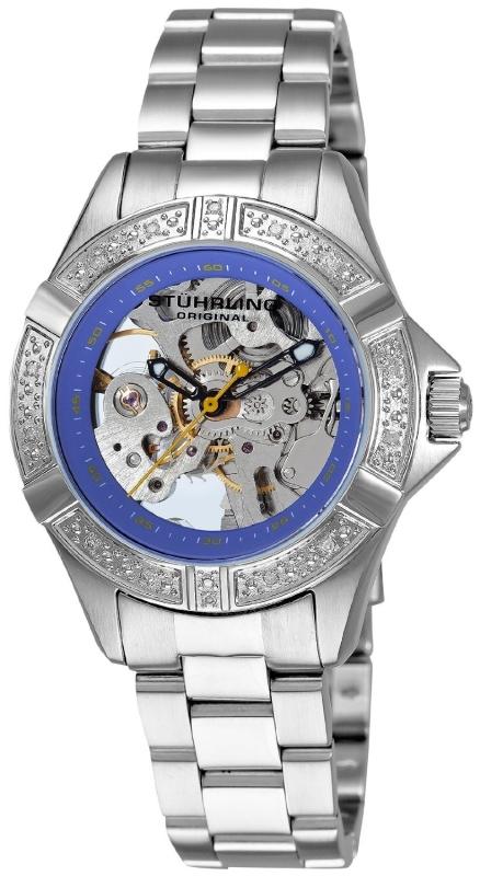 Stuhrling Original Womens Diamond Watch