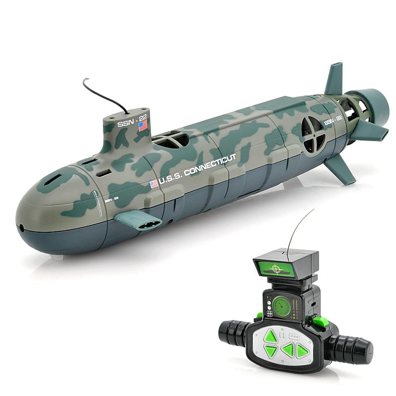 Submarine SeaWolf