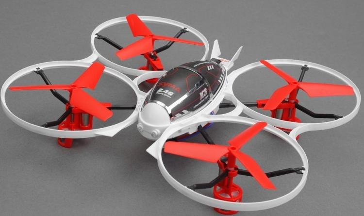 Syma RC 4 Channel X3 Quadcopter