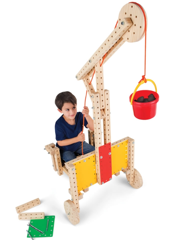 The Build Your-Own Ride-On Set