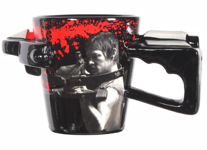 The Walking Dead Daryl Crossbow Coffee Mug