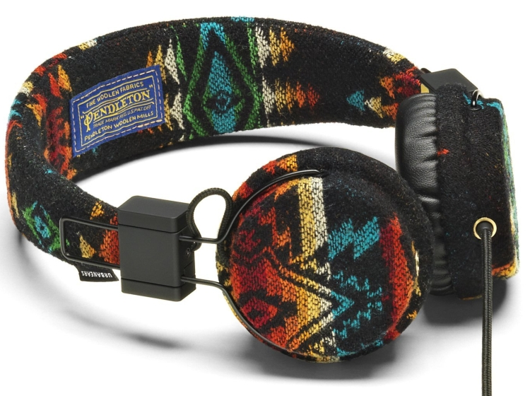 Urbanears Plattan Pendleton Limited Edition Headphones