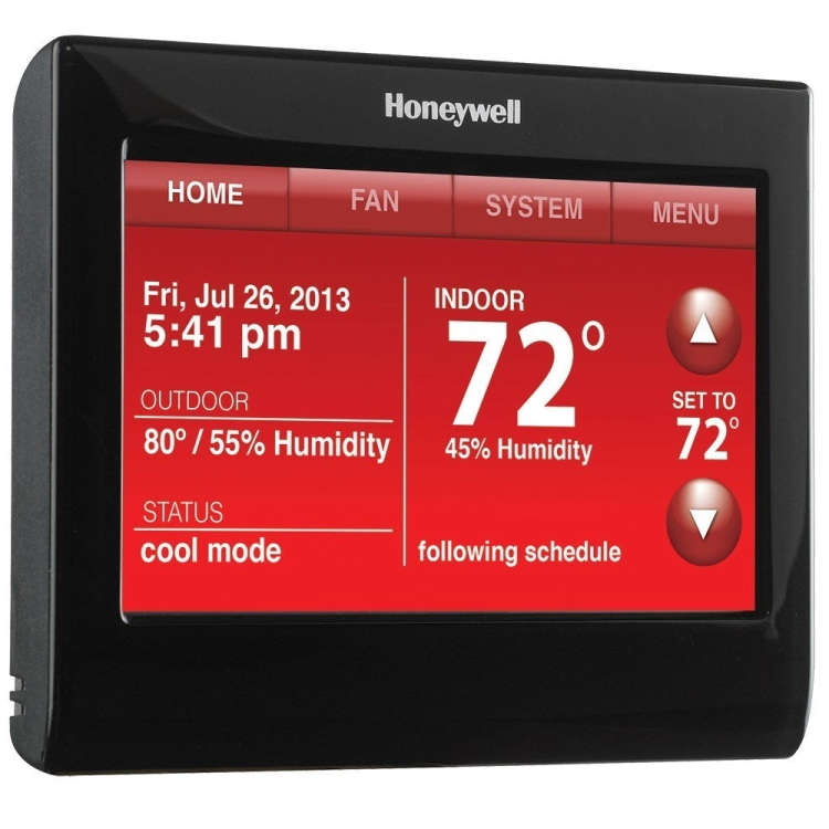 Wi-Fi Smart Thermostat with Voice Control