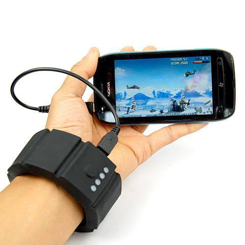 Wrist Band Power Bank