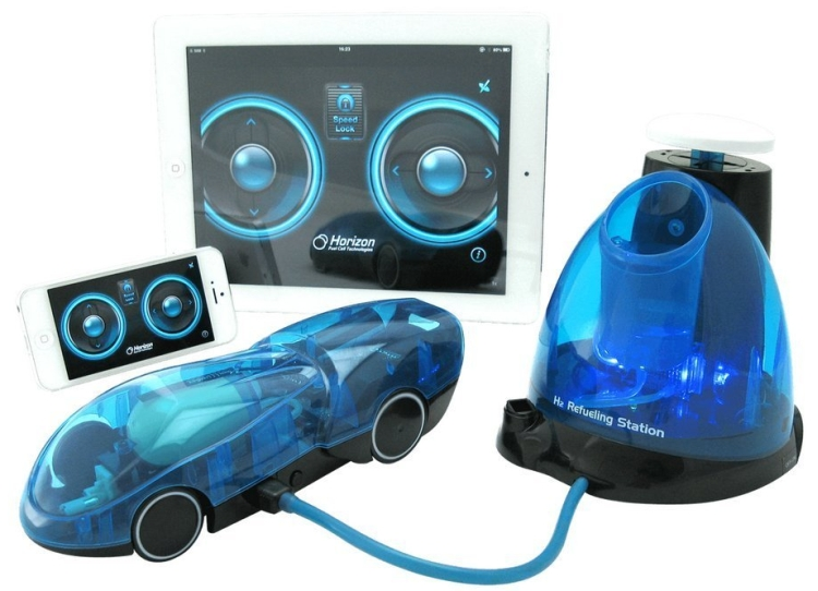i-H2go Hydrogen Fuel Cell Car