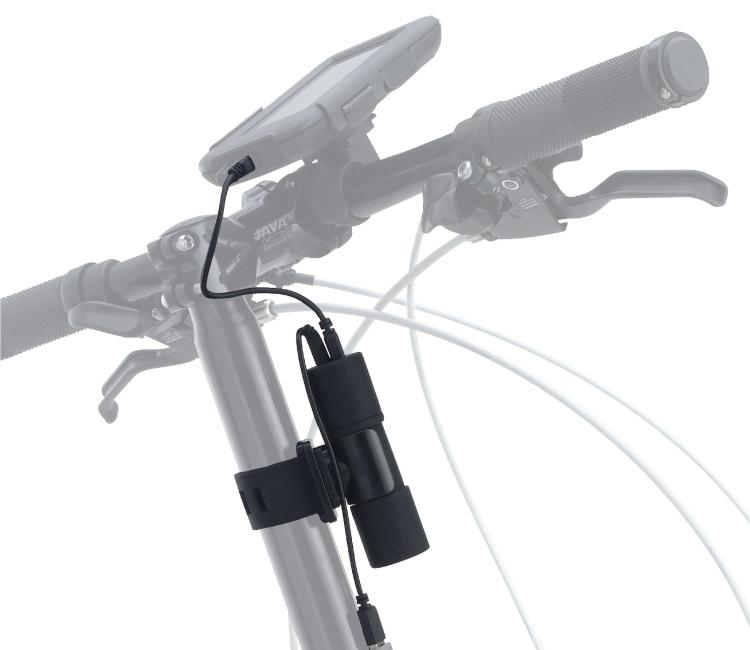 iBikeCharge Weatherproof Bicycle Power Pack