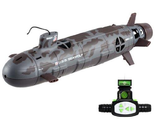 13000 Seawolf 6-Channel 35cm RC Nuclear Submarine