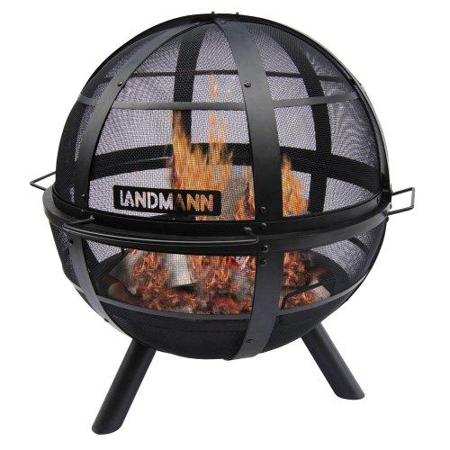 Ball of Fire Outdoor Fireplace