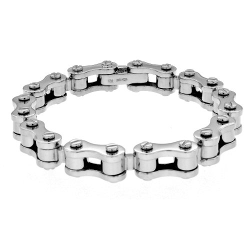 Bicycle Style Link Chain
