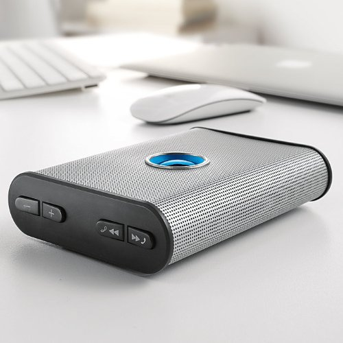 Big Blue Go Wireless Bluetooth Speaker