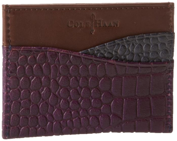 Cole Haan Greenwich Slim Card Case