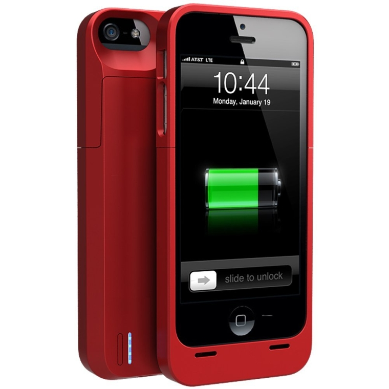 External Protective Battery Case for iPhone 5s  iPhone 5
