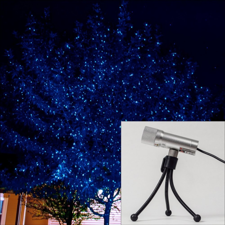 Indigo Twilight (Blue) Illuminator Laser Light