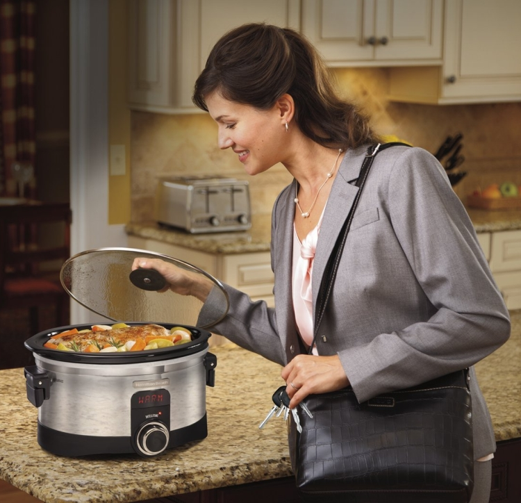IntelliTime Slow Cooker