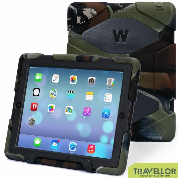 Ipad 2 3 4 Case Winpartner Travellor A41 Non Toxic Eva Case Super