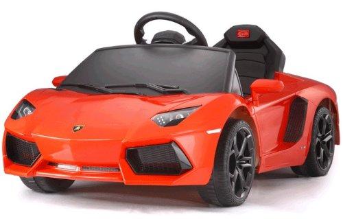 Lamborghini Aventador Battery Kids Ride On Car