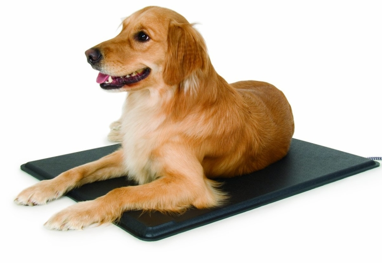 Lectro Kennel Heated Pad with Free Fleece Cover