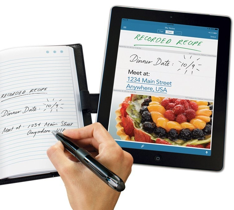 Livescribe 3 Smartpen Pro Edition for Tablets and Smart Phones