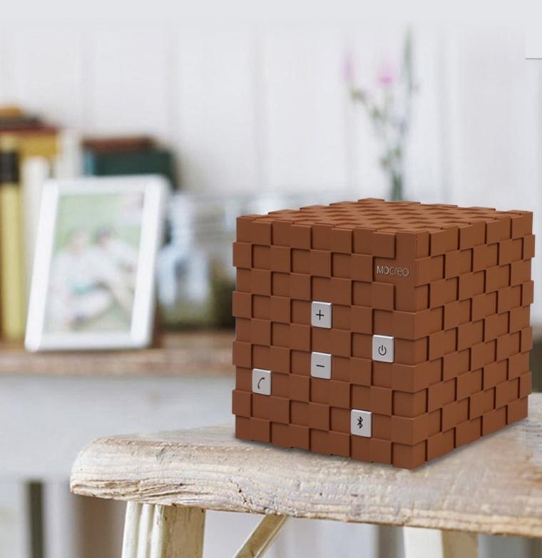 Magic Cube Portable Wireless Bluetooth Mini Speaker