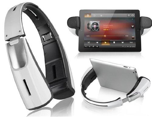 Mini Portable Bass Stereo Bluetooth 4.0 NFC Wireless Stand Speaker