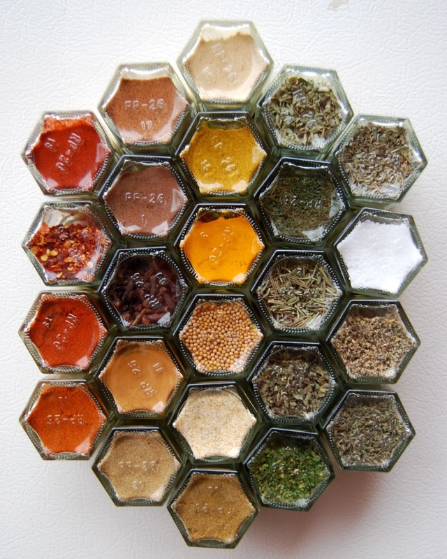 Organic Spice Kit