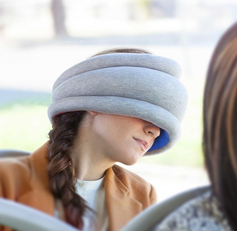 Ostrich Pillow Light