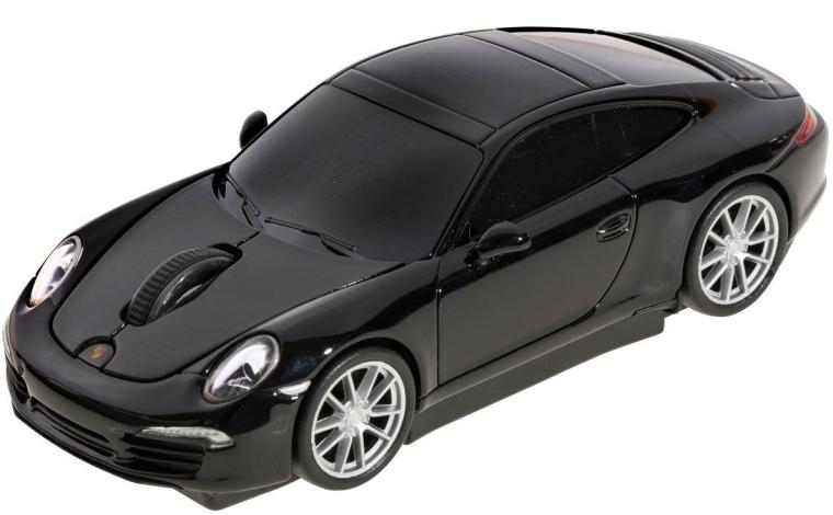 Porsche 911 Carrera S Car Wireless Laser Computer Mouse
