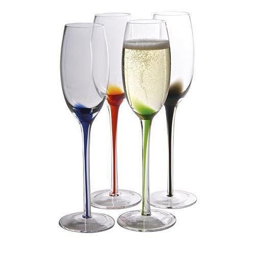 Splash Flute Glass