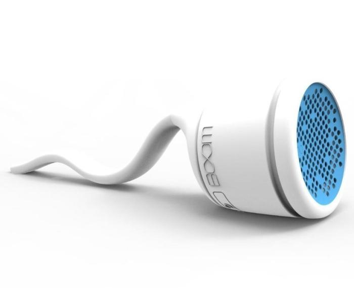 Swimmer Waterproof Wireless Bluetooth Speaker