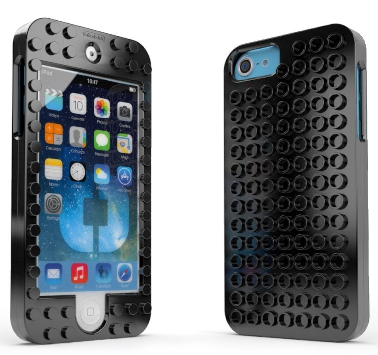 TinkerBrick Case for iPod Touch 5