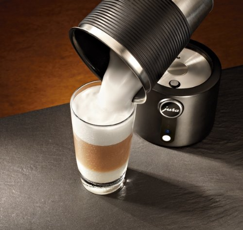 1.Jura Automatic Milk Frother