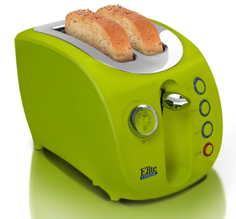 2-Slice Cool Touch Toaster with Illuminated Buttons