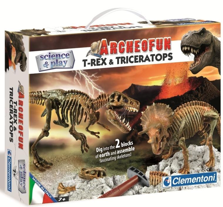 2.Dinosaur Excavation Kit