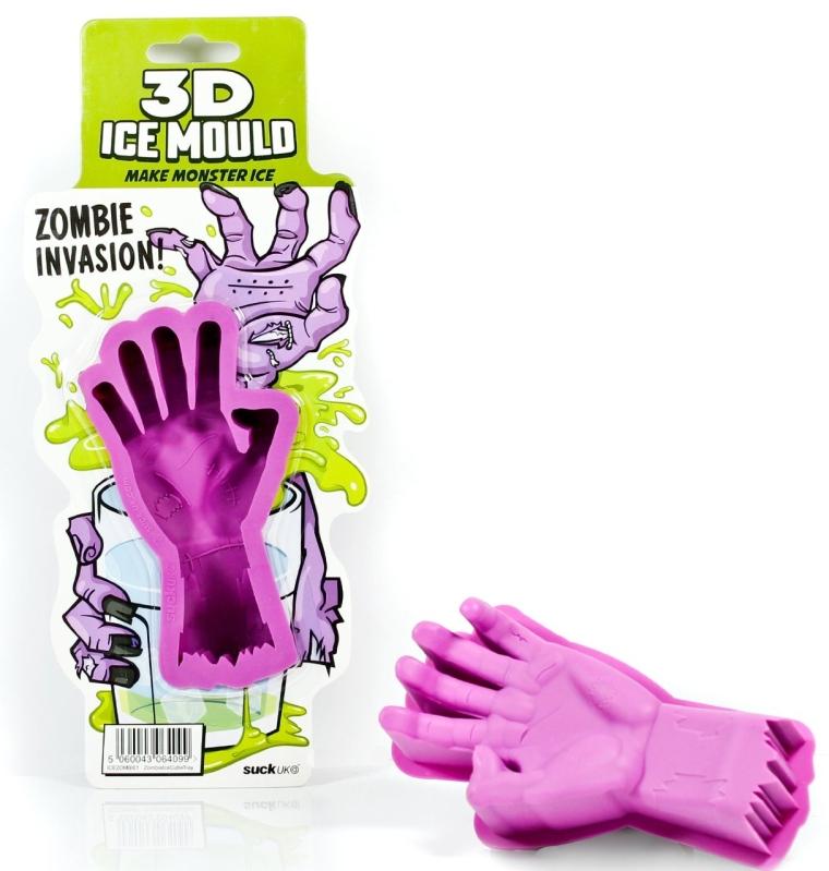 3D Ice Zombie Hand Ice Mold