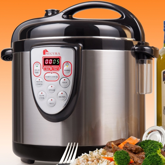 6-in-1 Electric Pressure Cooker