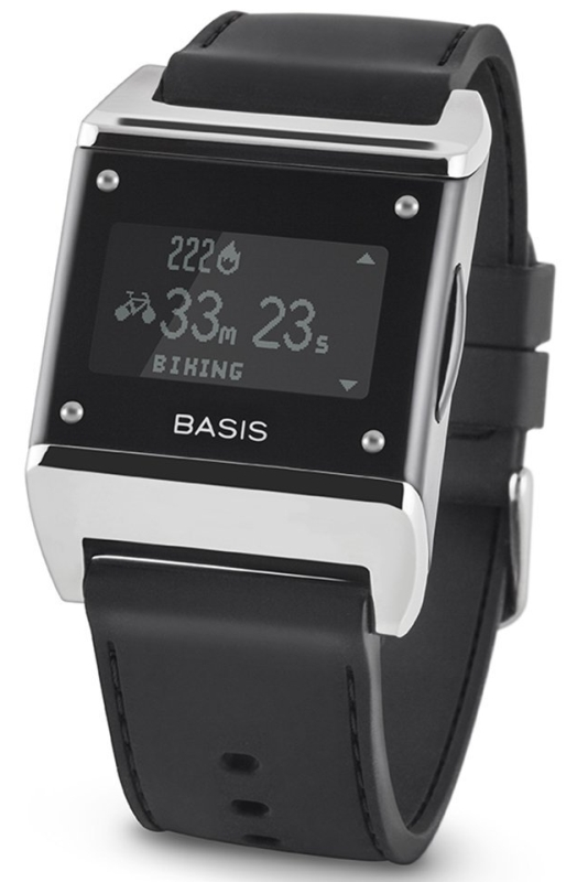 Basis Health Tracker for Fitness, Sleep Stress