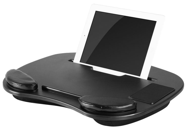 Black Smart Media Desk